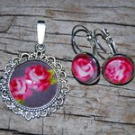 Set pinke Rose
